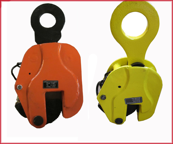 Vertical Lifting Clamp Cdh Type Instruction And Vertical