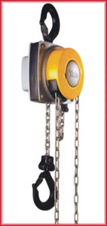 360 degree hand chain hoist