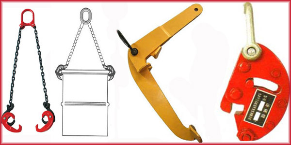 oil lifting clamps