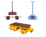 Rotate Load Moving Roller Skids