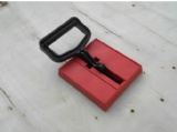 Portable permanent magnet lifter