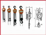 Manual chain hoist HC type